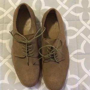 Bass men's shoes size 13D Brockton tip